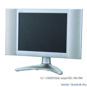 ЖК / LCD телевизор Sharp LC-15B2EA  / Sharp LC-15B2