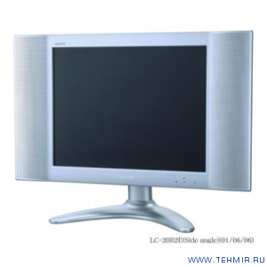 ЖК / LCD телевизор Sharp LC-20B2EA  / Sharp LC-20B2