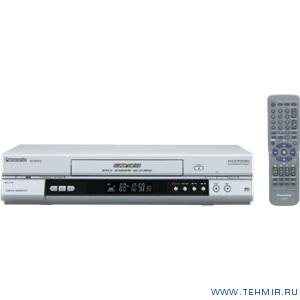 Видеомагнитофон Panasonic NV-MV40EE-S / Panasonic NV-MV40