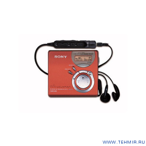 MD-плейер  Sony ( MD-Walkman ) MZ-N510/R / Sony ( MD-Walkman ) MZ-N510