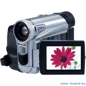 Видеокамера Panasonic NV-GS15GC-S  / Panasonic NV-GS15