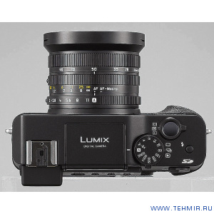 Цифровой фотоаппарат Panasonic Lumix DMC-LC1GC-K / Panasonic DMC-LC1