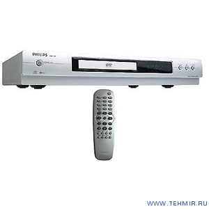 DVD-Плеер Philips DVD640/021 / Philips DVD640