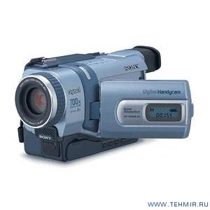 Sony dcr-hc18e